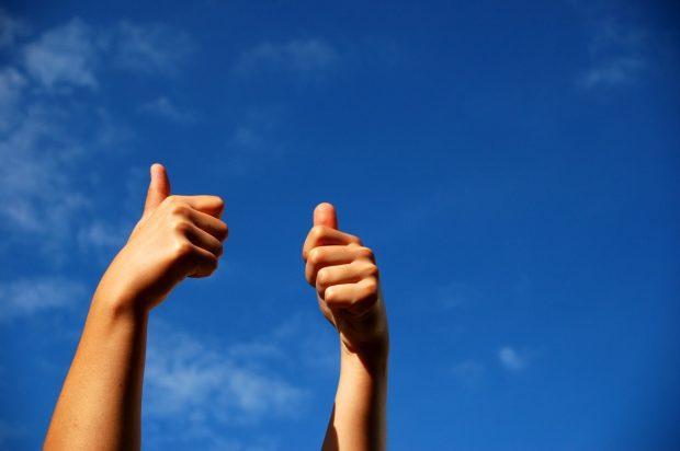 desarrollo interior. actitud positiva
