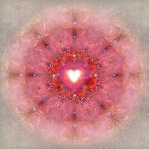 Familiarícese Con Los Mejores y Más Efectivos Decretos Para Atraer El Amor Perfecto a su Vida -corazón_rodeado_de_color_rosa_