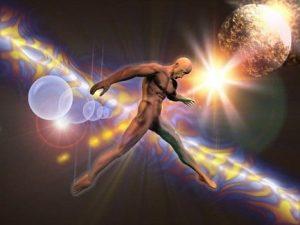 La metafísica cuántica nos habla de la energía que conecta el cuerpo y al alma con el universo.