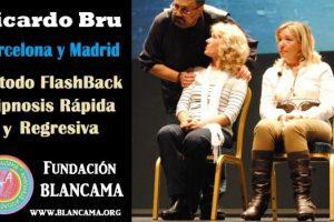 Cursos de Terapia Regresiva en España con Ricardo Bru