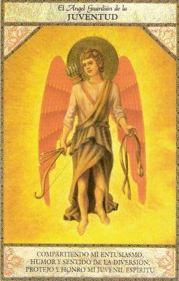 Angel de la juventud
