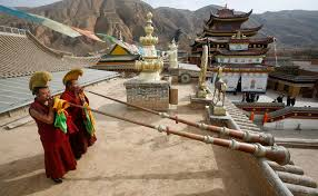 tibet - monjes