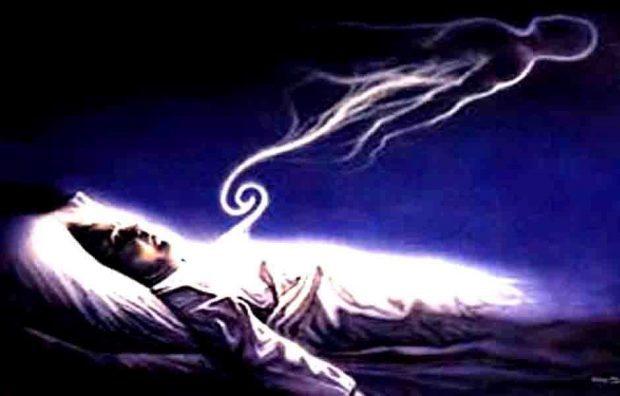 Viaje astral el ejercicio del espíritu y la mente_ hombre_