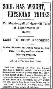 Dr. McDougall