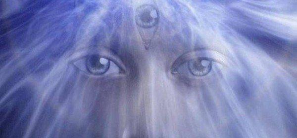 Evolucion esperitual, tercer ojo