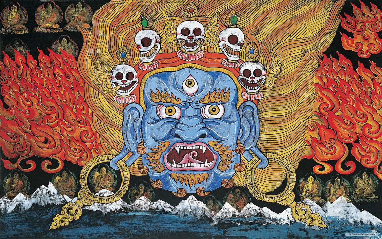 El Libro Tibetano De Los Muertos   Gran Hermandad Blanca