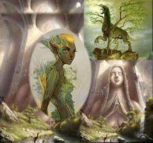 reino Elemental de Gaia