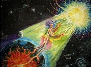 hermandadblanca org 20150911 viajes espirituales universo cosmos viaje astral 300×220.jpg - La nueva visión espiritual: Comprender dónde estamos ~ James Redfield - hermandadblanca.org