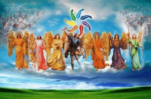 Los 7 Arcángeles sus colores espirituales
