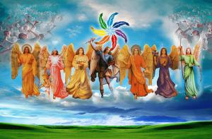los 7 arcangeles