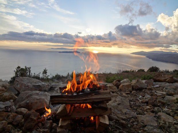 El Lago Tiqui Taca, localizado en la Isla del Sol, en Bolivia, es uno de los siete lugares energéticos de la Tierra.