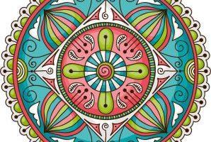 Mandalas significado de formas y colores