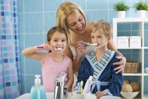 Educación Infantil, la higiene personal en los niños