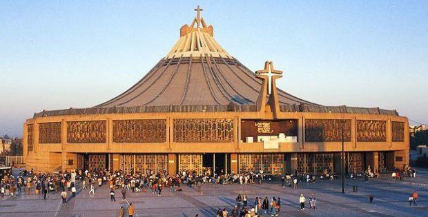 Lugares sagrados. Basílica de Nuestra Señora de Guadalupe