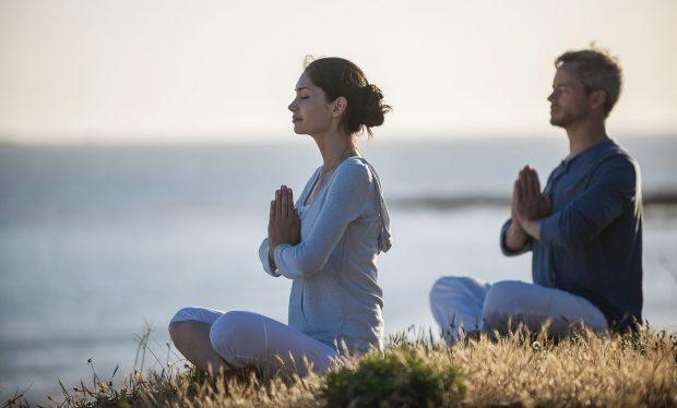 El control de la respiración es probablemente el soporte de meditación más usado.
