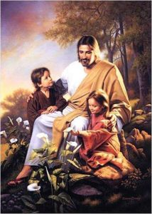 Navidad con jesucristo reconciliación