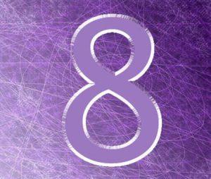 numerologia 8 a
