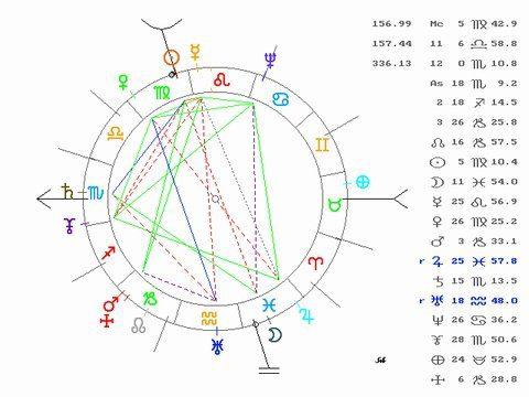Plutón en casa 1 seres místicos