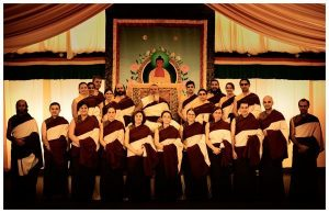 viajes espirituales budistas