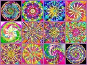 Significado de los Colores en los Mandalas 2