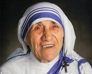 Lady-Rowena Teresa de calcuta