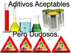 Toxicidad en los Alimentos