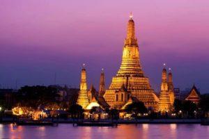 Viajes Espirituales – El Templo de Wat Arun