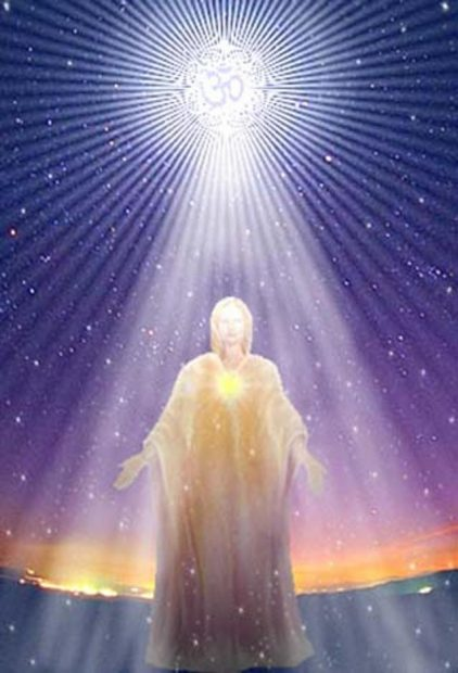 Maestros ascendidos la luz de nuestras vidas