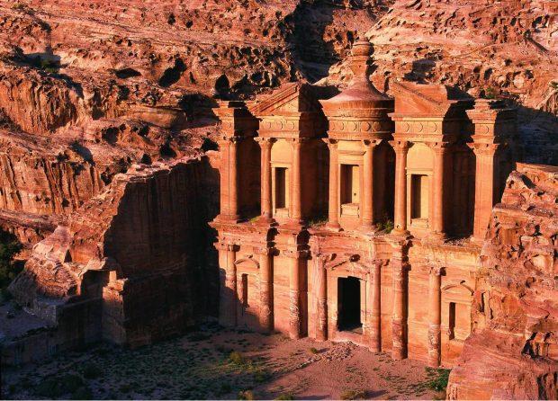 Viajes espirituales - La Ciudad de Petra