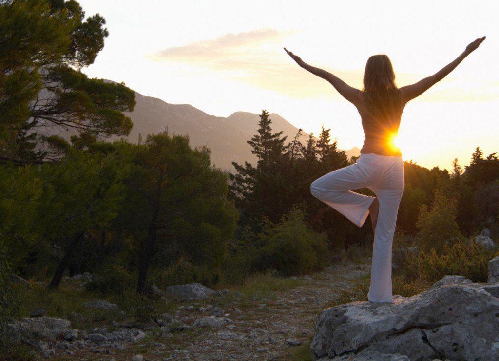 Meditación y equilibrio