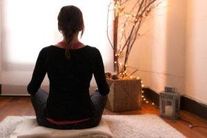 Meditar en el hogar