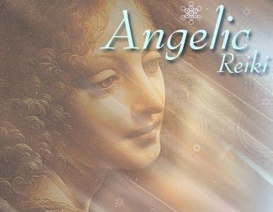 angelic reiki - montse García