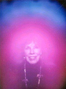 el aura violeta