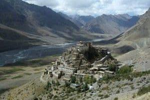 Viajes espirituales al antiguo Monasterio de Clave Gompa