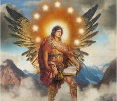 El Arcángel Uriel, El Fuego de Dios