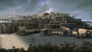 """Civilizaciones antiguas – La Muerte de """"Los Atlantes"""""""