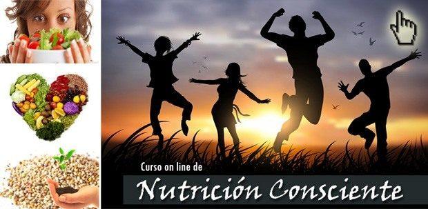 Inicio del eCurso de Nutrición Consciente! Agosto 2016 1