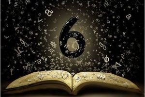 ¿Qué significa el número 6 en numerología?
