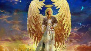 """La traducción en hebreo del nombre del Maestro Ascendido Uriel es """"Fuego de Dios"""" o """"Dios es mi luz"""". Este arcángel se representa en el cielo como Patrono de la Artes, Regente del Sol y el Rostro de Dios."""