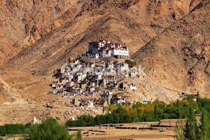 Tíbet Clave Gompa