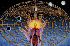 NEW AGE, ASTROLOGY, COSMOLOGY, AND STAR MAP