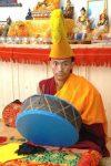 hermandadblanca org 20160226 dakpa mindruk budista tibetano monje 415×620.jpg - Dakpa Mindruk, Pujas y Ritual de Chod: ceremonias de budismo tibetano. Madrid España - Febrero y Marzo 2016 - hermandadblanca.org