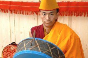 Dakpa Mindruk, Pujas y Ritual de Chod: ceremonias de budismo tibetano. Madrid España – Febrero y Marzo 2016