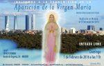 hermandadblanca org aparicion virgen maria febrero 2016 620×398.jpg - Transmisión de la aparición de la Virgen María en Madrid, 7 febrero 2016 - hermandadblanca.org