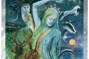 Mensaje de madre Tierra: Mi nueva configuración vía María Ruso- Adehenna