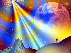 rayo cosmico