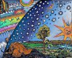 hermandadblanca org 201602256 astrologia constelaciones ilustracion cielo estrellas sonar 300×242.jpg - Caperucita Roja: Caminando por el sendero del Inocente - hermandadblanca.org