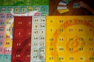 7 cuadrados mágicos