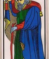 M.T.C. y El Tarot: El Tao del Ermitaño