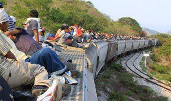 El tren de la patronas de méxico